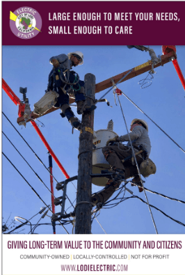 Lodi Electric Utility
