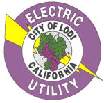 Lodi Electric Utility  logo