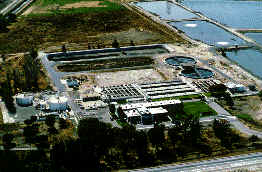 White Slough Facility Aerial View